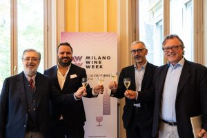 "Milan: the first ""Milan Wine Week"", 7 to 14 October"