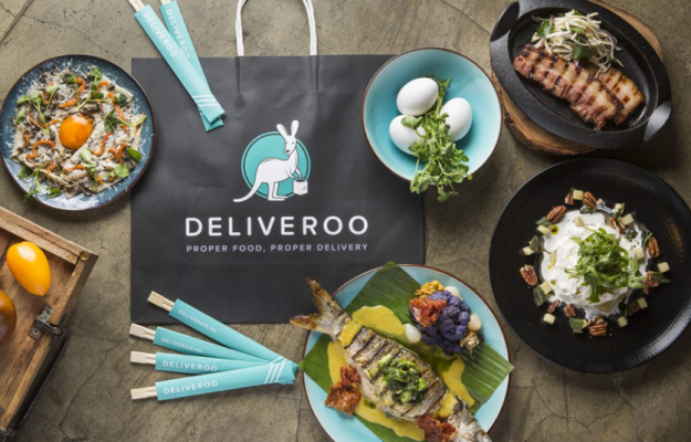 DELIVEROO, FOOD DELIVERY, Non Solo Vino