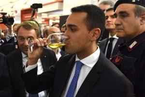 """Di Maio ed il vino, Centinaio alle Politiche Agricole, l'agricoltura nel """"contratto di Governo"""""""