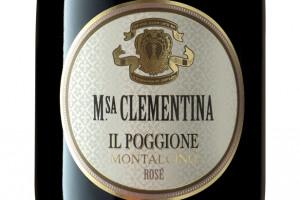 Il Poggione, Rosé Metodo Classico Pas Dosé Marchesa Clementina