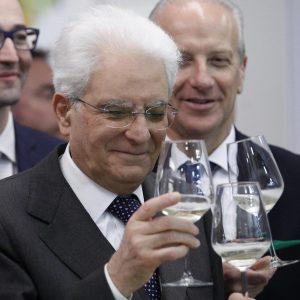 Mattarella at the Wine Culture Forum of the FIS - Italian Sommelier Foundation