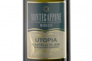 Montecappone, Docg Verdicchio dei Castelli di Jesi Classico Utopia Riserva 2015