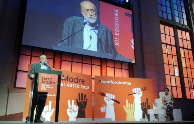 CARLO PETRINI, SLOW FOOD, TERRA MADRE SALONE DEL GUSTO, News