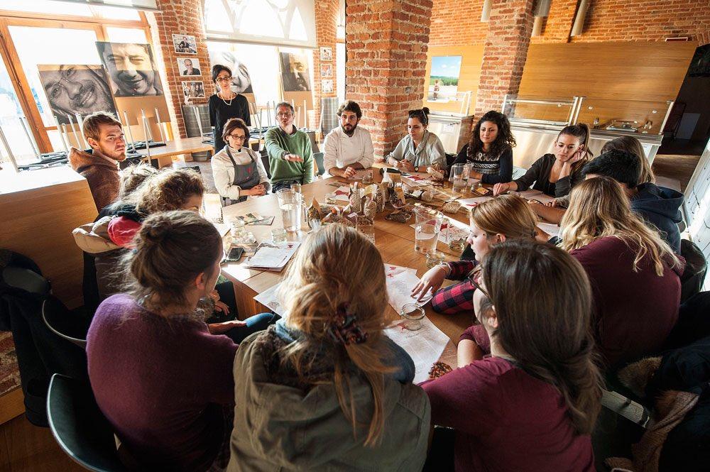 La rivoluzione dellortou201d alluniversità di scienze gastronomiche di