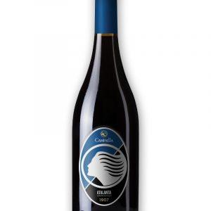 Da due anni in Europa, l'Atalanta, come le grandi del calcio, ha un vino tutto suo: Rosso Atalanta