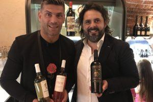 Clemente Russo scende in campo con Fabio Cordella: nascono i vini col nome del campione di pugilato