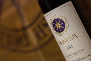 Sassicaia, Tignanello and Masseto are the most sought-after Italian wines in the world