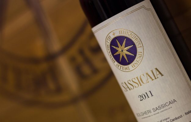 ITALIAN WINE, SASSICAIA, WINESEARCHER, News