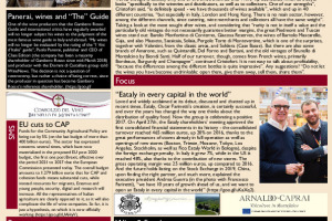 Italian Weekly Wine News N. 366