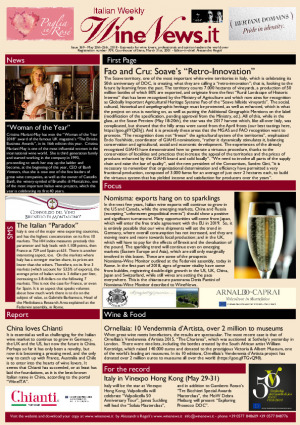 Italian Weekly Wine News N. 369