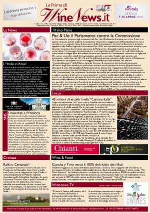 La Prima di WineNews - N. 2412