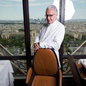 """Se Alain Ducasse, il cuoco più titolato di Francia, rischia di essere """"sloggiato"""" dalla Tour Eiffel"""