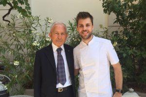 Lorenzo Cogo, giovane chef stellato, Ambassador di un'antica istituzione: la Biblioteca La Vigna