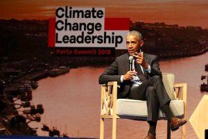 A Porto il mondo del vino mette al centro il climate change, con il monito di Barack Obama