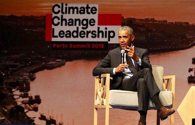 CLIMATE CHANGE, OBAMA, Mondo