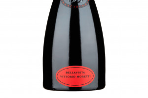 Bellavista, Docg Franciacorta Extra Brut Vittorio Moretti Riserva 2008