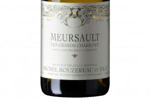 Bouzereau, Aoc Meursault Les Grands Charrons 2010