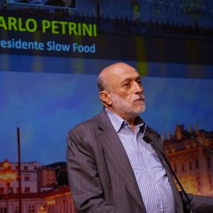 Carlo Petrini - Culture, sustainability, changes in the world and in agriculture
