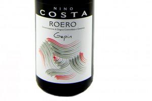 Costa, Docg Roero Gepin 2013
