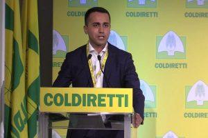 Il vice Premier e Ministro dello Sviluppo Economico Di Maio a Coldiretti: il Ceta non s'ha da fare