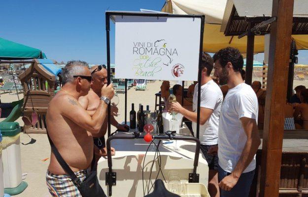 DOP ON THE BEACH, EMILIA ROMAGNA, SPIAGGIA, vino, Italia