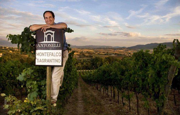 Qualità e crescita: il futuro del Sagrantino di Montefalco per il neo presidente Filippo Antonelli