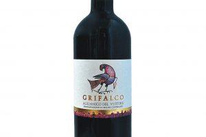 Grifalco della Lucania, Doc Aglianico del Vulture Grifalco 2015