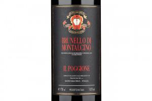 Il Poggione, Docg Brunello di Montalcino 2013