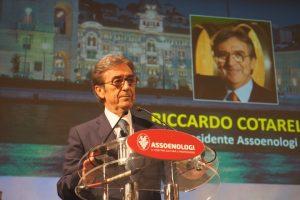 Cultura, mercati, politica e futuro: l'enologo secondo il presidente Assoenologi Riccardo Cotarella