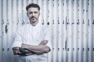 A Jock Zonfrillo, chef italo-scozzese, ai fornelli in Australia, il Basque Culinary Prize 2018