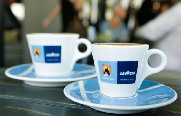 CAFFE', LAVAZZA, Non Solo Vino