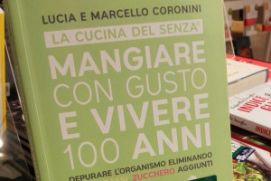 """La """"cucina del senza"""" protagonista al """"Caffè della Versiliana"""", con Lucia e Marcello Coronini"""