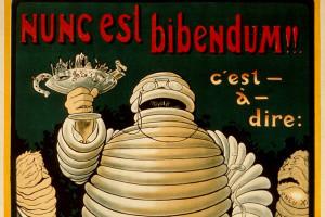 Auguri ad un'icona mondiale, dai viaggi alle stelle della ristorazione: l'Omino Michelin
