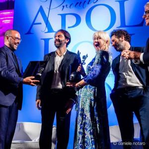 Ad Helen Mirren, attrice Premio Oscar con una Masseria in Puglia, il Premio Apollonio 2018