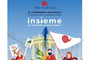 Slow Food Italia a Congresso sul legame tra cibo, salute e benessere. E per la futura guida