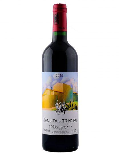 TENUTA DI TRINORO, TOSCANA, VAL D'ORCIA, Su i Vini di WineNews