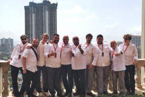Dalla Sicilia a Mumbai, lo chef Tony Lo Coco cucina per il figlio del magnate indiano Makesh Ambani
