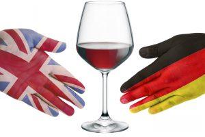 Il vino italiano tra Uk e Germania, mercati fondamentali per il successo del vino del Belpaese
