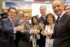 USA: in the first 4 months of 2018 Italian wine reached 544 million euros (Vinitaly-Nomisma data)