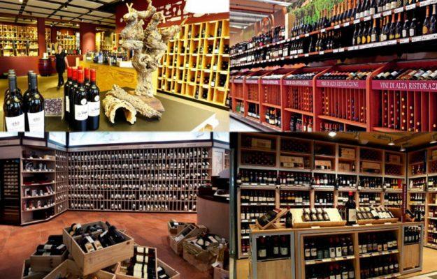 CORONAVIRUS, ECOMMERCE, italian wineries, LARGE - SCALE DISTRIBUTION, WINE, News