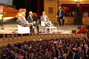 Congresso Assoenologi: se vino e territorio camminano insieme, Italia n. 1 al mondo