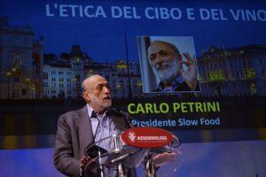 """Apertura al dialogo e alle idee, l'enologo e la """"cultura"""" del vino, fisco e territori: parla Petrini"""