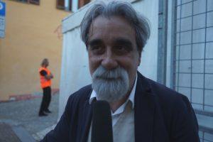 Quando la musica incontra il vino: a WineNews un maestro d'orchestra d'eccezione, Beppe Vessicchio