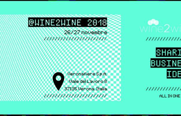 WINE2WINE, Italia