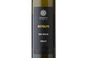 Assuli, Doc Sicilia Grillo Astolfo 2015