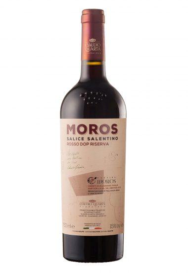 CANTINA MOROS, PUGLIA, SALICE SALENTINO, Su i Vini di WineNews