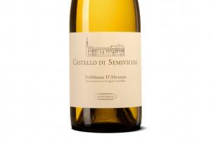 Castello di Semivicoli, Doc Trebbiano d'Abruzzo 2014