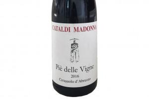 Cataldi, Doc Cerasuolo d'Abruzzo Piè delle Vigne 2016