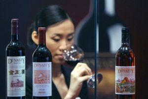 Nel primo semestre 2018 le importazioni di vino in Cina crescono del +25,8% in volume