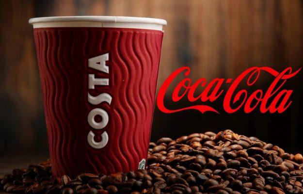 COCA COLA, COSTA COFFEE, STARBUCKS, Non Solo Vino